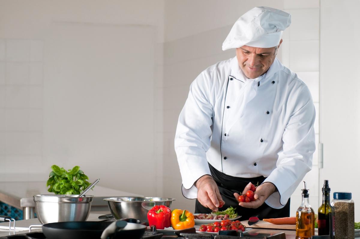 личный повар повар в семью